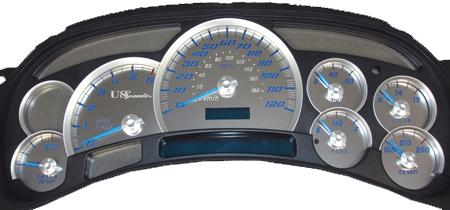 us speedo gauge SSGM02B