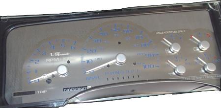 us speedo gauge SSGM98B