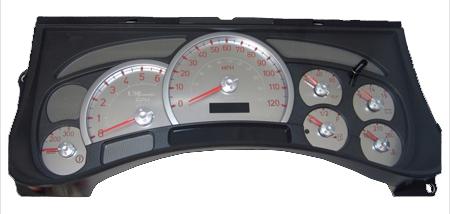 us speedo gauge SSH201R
