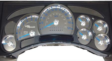 us speedo gauge SSH211B