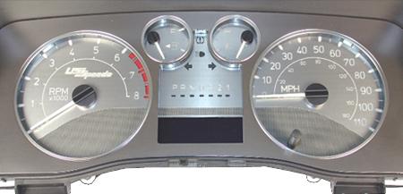 us speedo gauge SSH311W