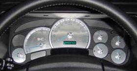us speedo gauge SSH201B