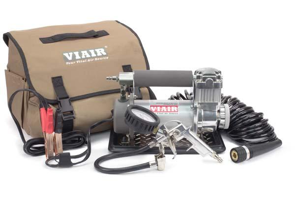 VIAIR 40045 - VIAIR 400P Portable Air Compressor   AutoAnything™