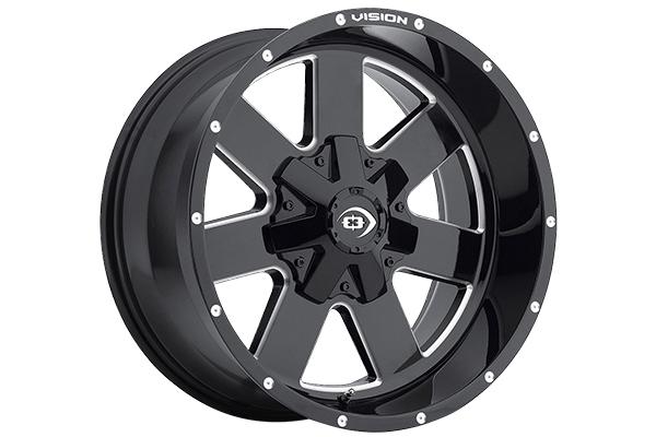 vision 411 arc wheel