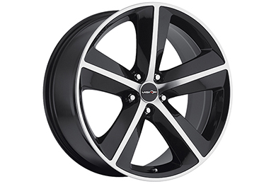 sport concepts 859 wheels gloss black with machined face sample