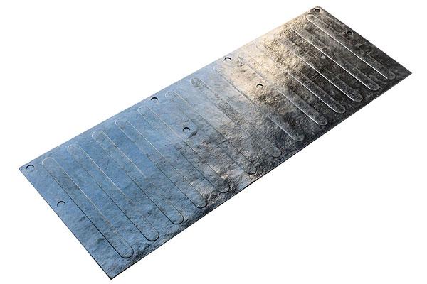 westin tailgate mat sample