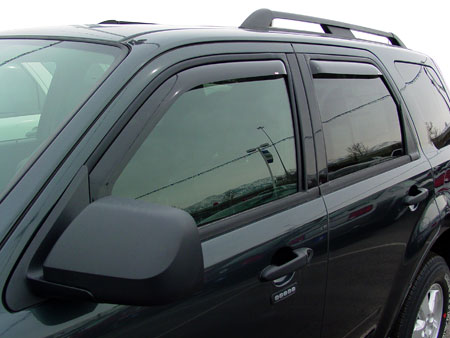 westin wade in-channel vent visors 72-37403
