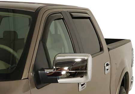 westin wade in-channel vent visors 72-37485