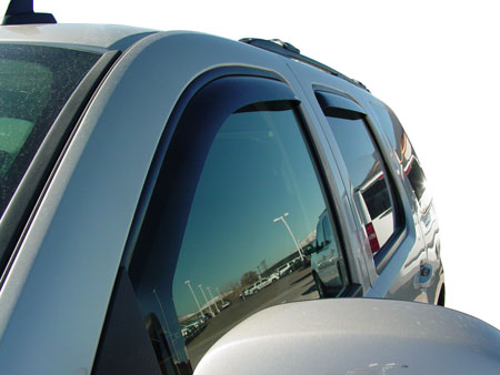 westin wade in-channel vent visors 72-39403