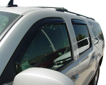 westin wade in-channel vent visors 72-39405