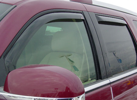 westin wade in-channel vent visors 72-39411