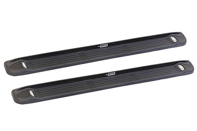 westin molded running boards with lights sample