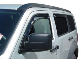 westin wade in-channel vent visors 72-35487