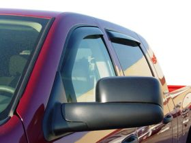 westin wade in-channel vent visors 72-35499