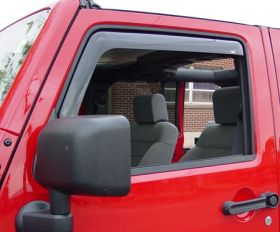 westin wade in-channel vent visors 72-51465