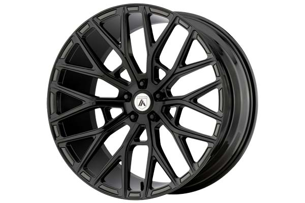 Image of Asanti Black 021 Wheels in Gloss Black