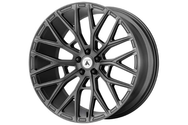 Image of Asanti Black 021 Wheels in Matte Graphite