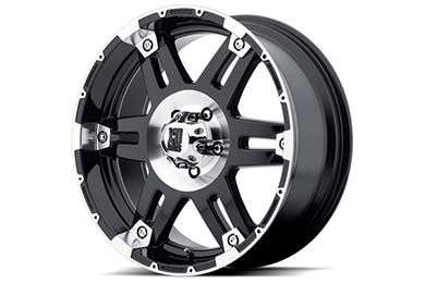 wheel pros xd series 797 spy gloss black machined sample