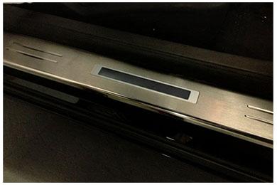 windrestrictor door sill sample