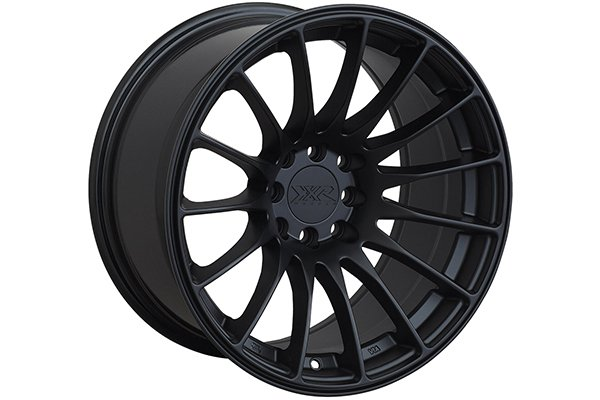 xxr 550 wheels flat black sample