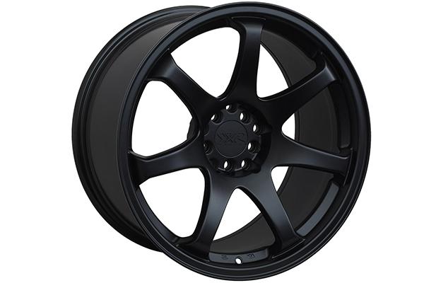 xxr 551 wheels flat black 18 sample