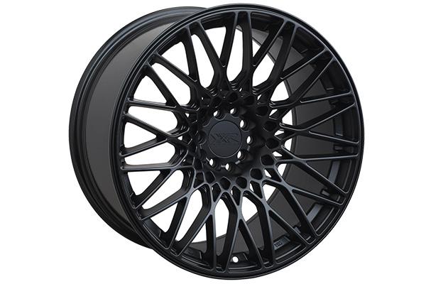 xxr 553 wheels 18 flat black sample