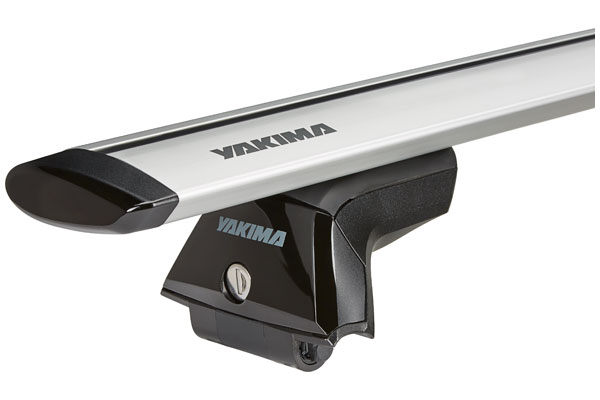 yakima streamline roof rack system fixed point skyline js slv sample
