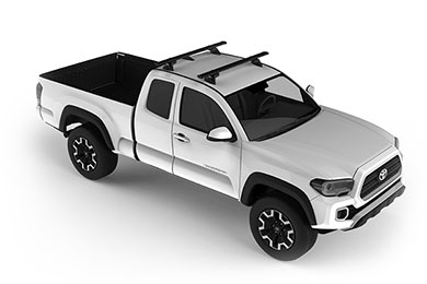 v yakima universal roof rack sample truck 3