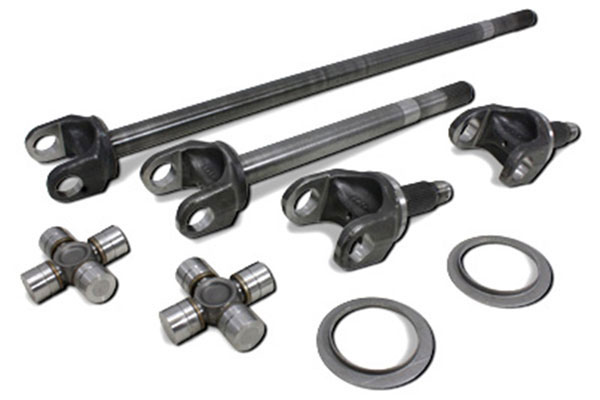 yukon gear axles front axle kit sample