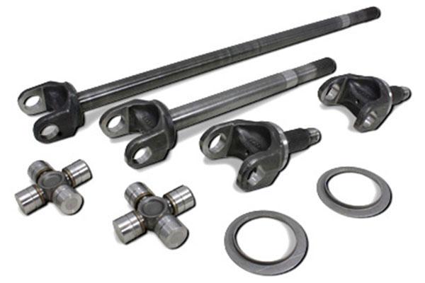 yukon gear axles front axle kit sample