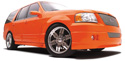 Dodge Charger Street Scene Side Skirts