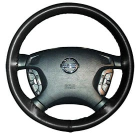 Chevy Trailblazer Wheelskins Leather Steering Wheel Covers