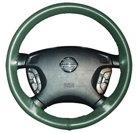 Toyota RAV4 Wheelskins Leather Steering Wheel Covers