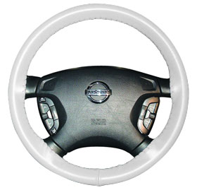 Nissan Versa Wheelskins Leather Steering Wheel Covers