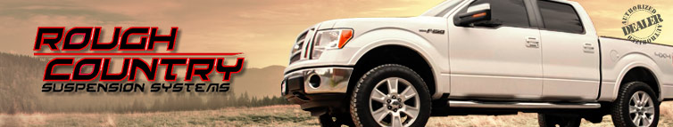 Rough Country | Lift Kits & Truck Suspension | FREE SHIPPING!