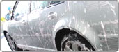 wash and wax your car
