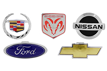 Automotive Logo Gear