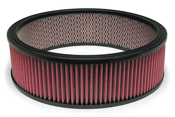 airaid synthaflow universal round air filter