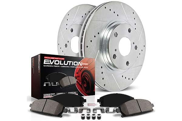 power stop z23 evolution brake kits