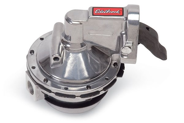 edelbrock victor series racing fuel pumps carbureted engines