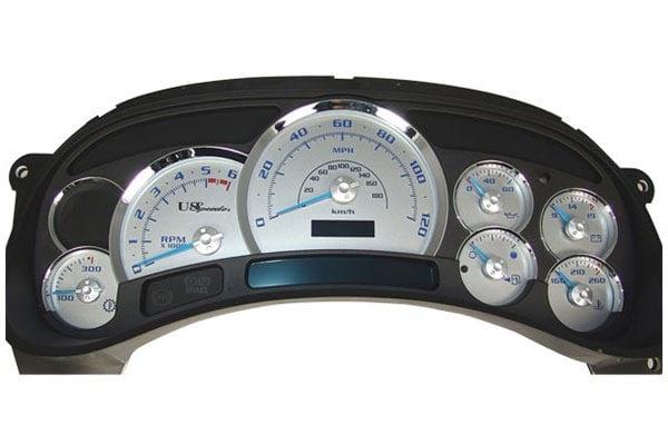 us speedo ss gauge kits