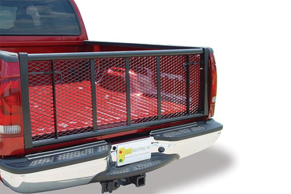 go industries painted straight tailgate
