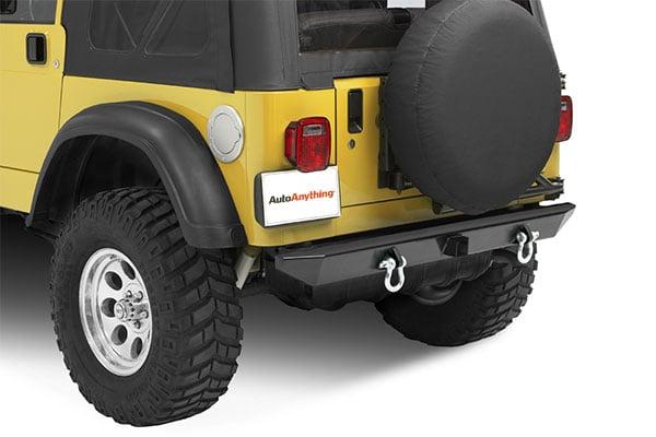 bestop highrock 4x4 rear bumpers