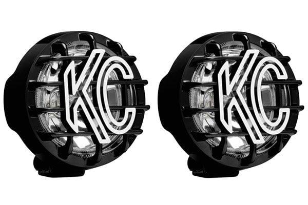 kc hilites rally 400 driving lights