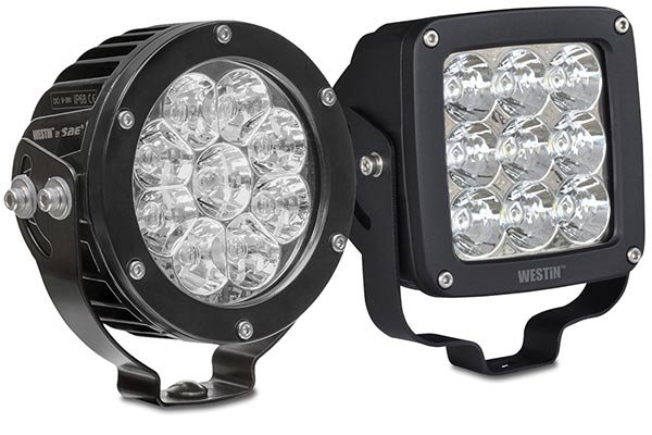 westin axis led lights