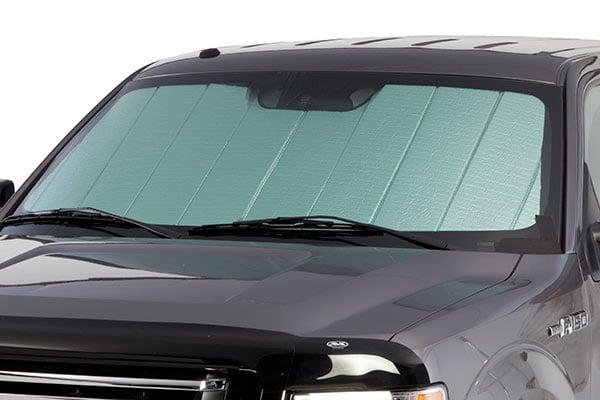 intro tech ultimate reflector car sun shade 5833