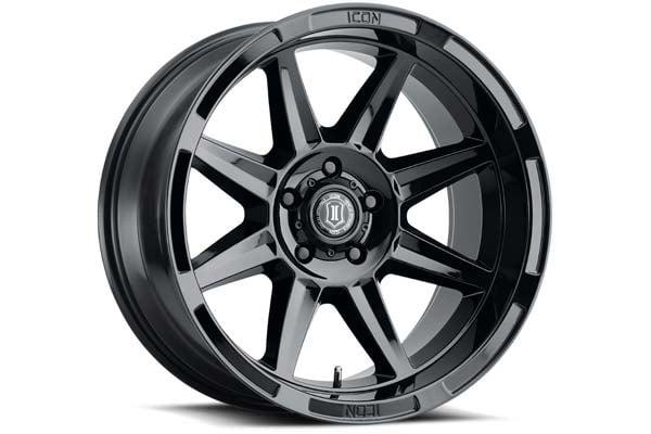 Gloss Black - Bandit Wheels