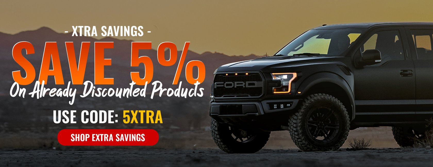 Shop the 5XTRA sale - AutoAnything